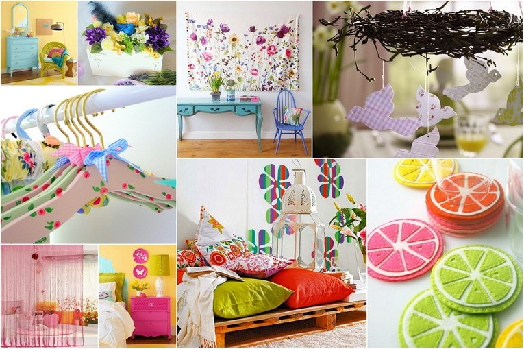 Home Decor Spring Ideas
