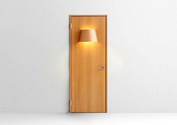 Interior doors Nendo Lamp