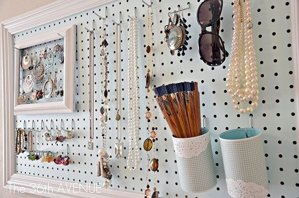 personal organizer for jewelry