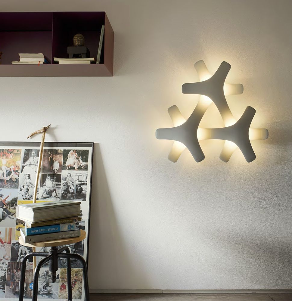 modular sconces from Luceplan