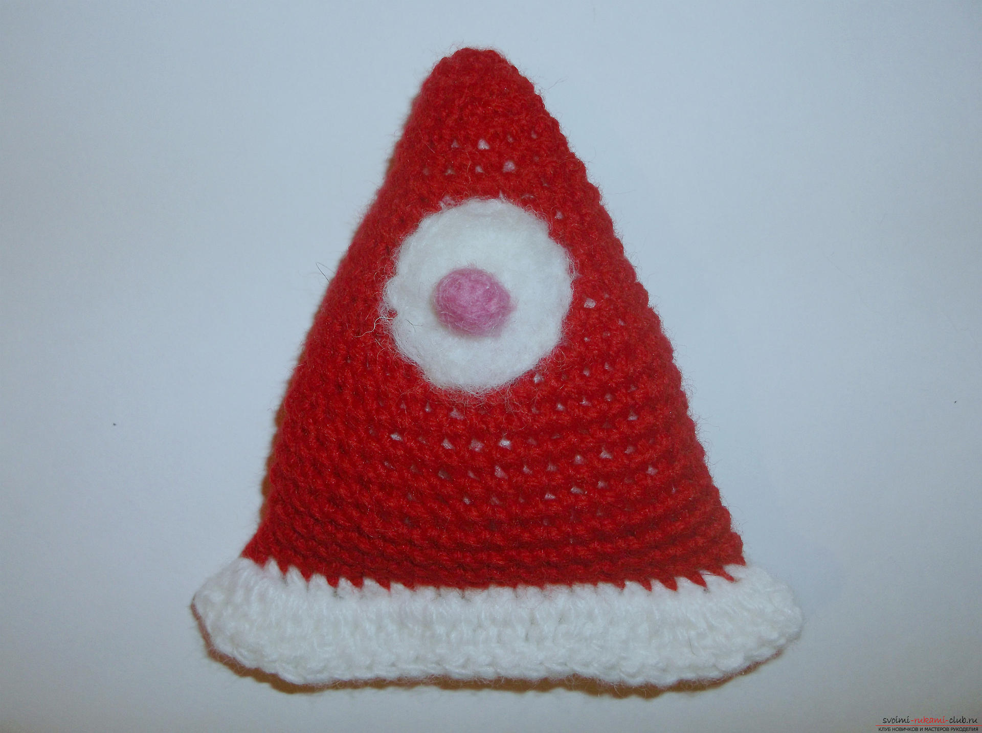Photo to the lesson on Crochet Crochet lessons. Photo №6