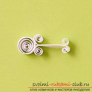 Quilling toy for the Christmas tree with your own hands. Photo №1