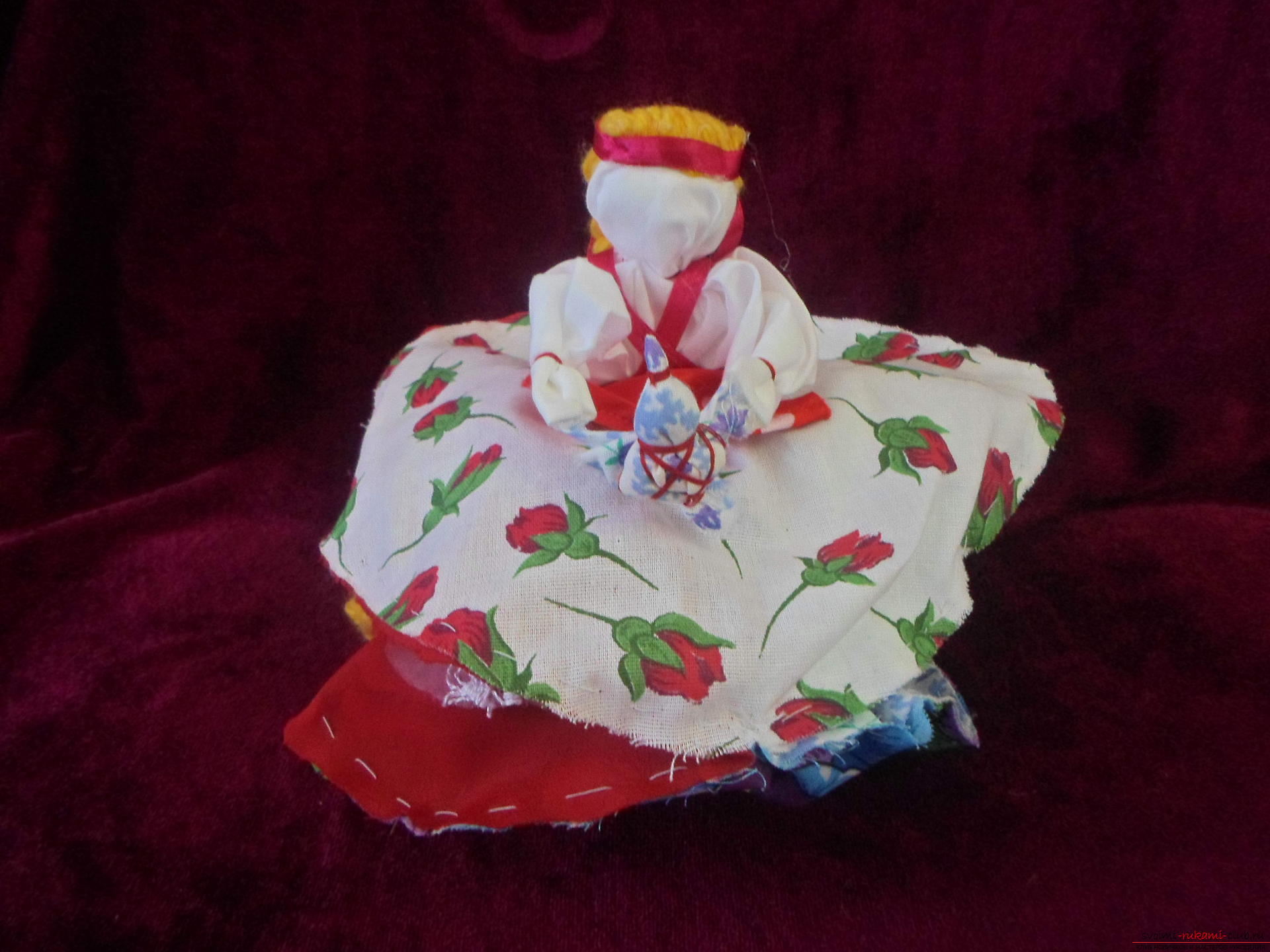 Slavic dolls, amulets for children's games and interior decorations in the Old Russian style. Photo №5
