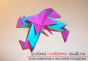Free master classes on creating modular origami balls, step-by-step photos and description .. Photo №61