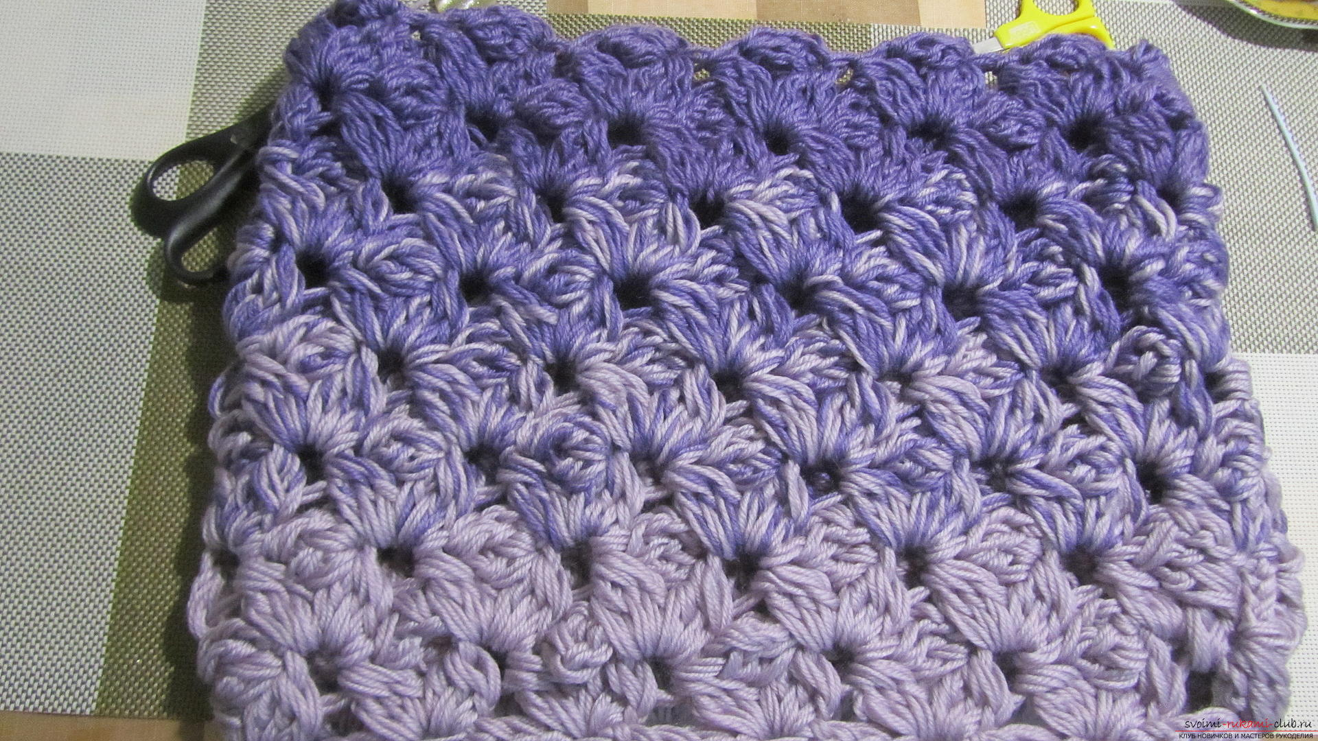 This detailed master class with a photo contains crochet snatch crochet patterns. Picture # 27
