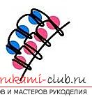 Free master classes with step-by-step photos on weaving earrings from beads .. Picture №10