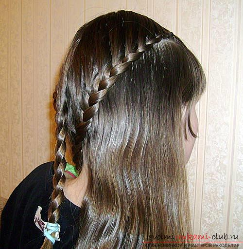 Baby hairstyles for girls for every day. Photo №6