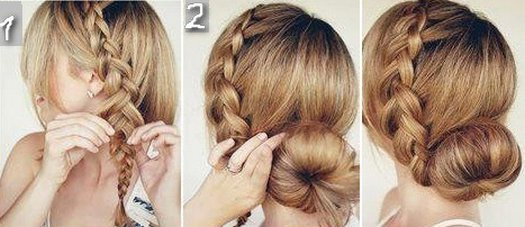 Hairstyles in five minutes. Photo №5