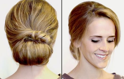 Hairstyles in five minutes. Picture №3