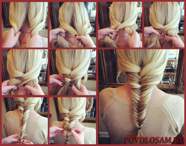 Hairstyles in five minutes. Photo №7
