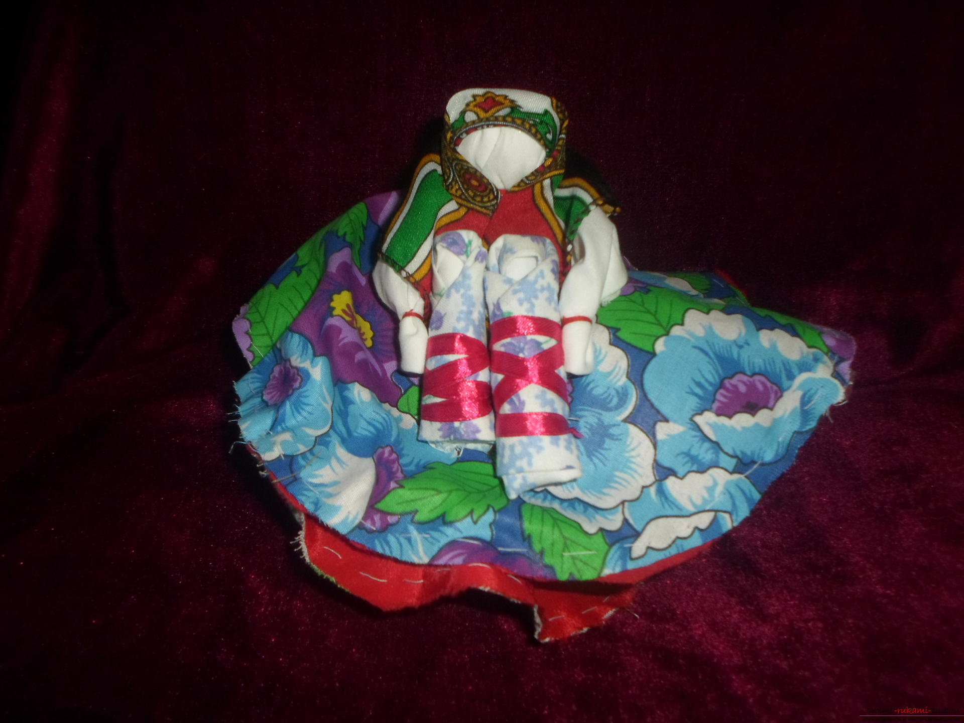 Slavic dolls, amulets for children's games and interior decorations in the Old Russian style. Photo №8