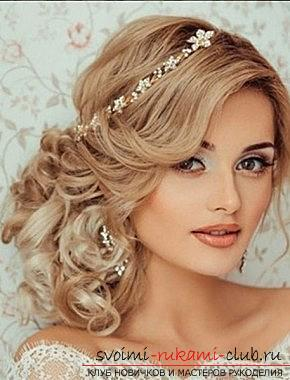 Interesting and trendy hairstyles for long hair for 2016 with their own hands. Photo №1