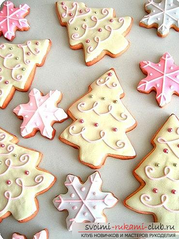 The recipe for baking cookies with sweets with your own hands is a master class for biscuits. Photo # 2