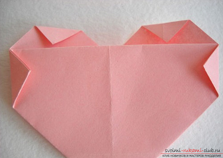 Heart of origami. Photo №8
