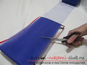 How to create a skirt-tutu or a magnificent dress with your own hands ?. Picture №3