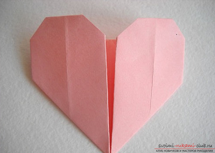 Heart of origami. Photo Number 9