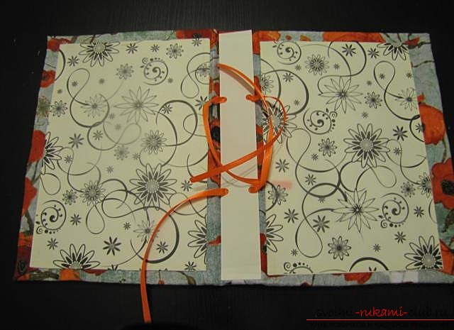 Cover of fabric. Step-by-step photo. Picture №30