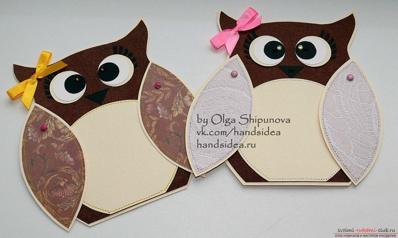 Charming owls. Picture №3