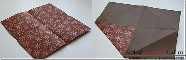 Romantic envelope with your own hands. Photo №4