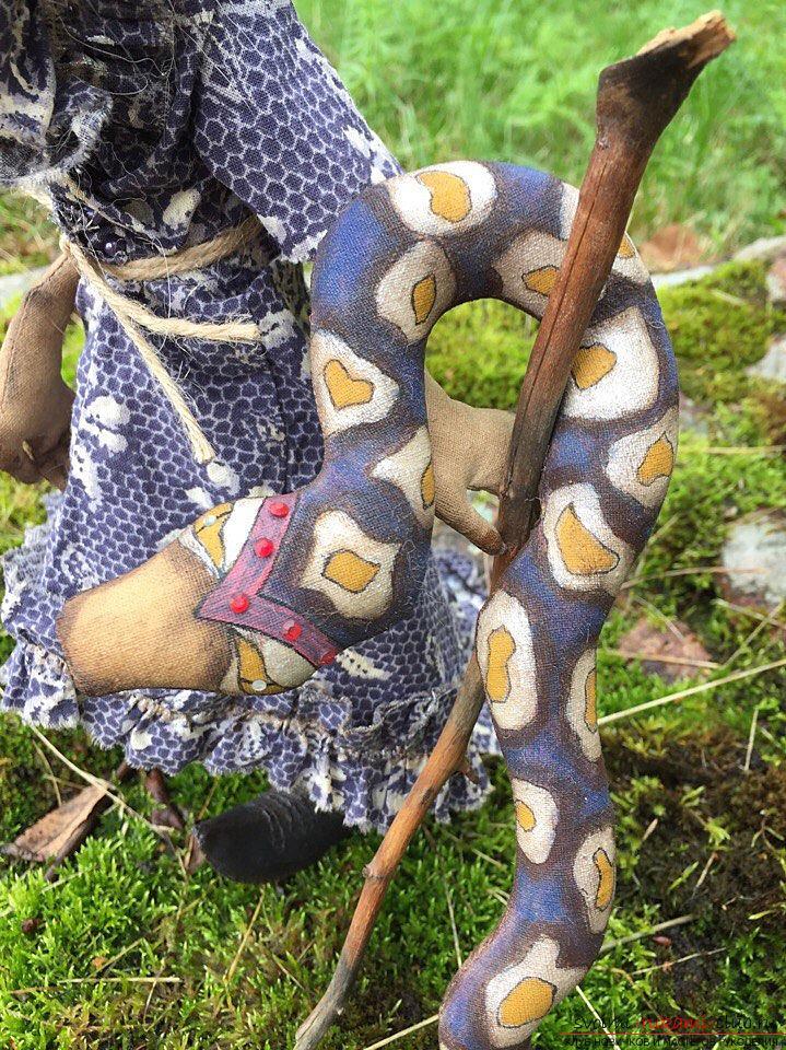 Лялька: чарівниця Гінгема. фото №6