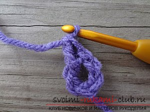 We knit crochet in a circle: tips for beginners. Photo №4