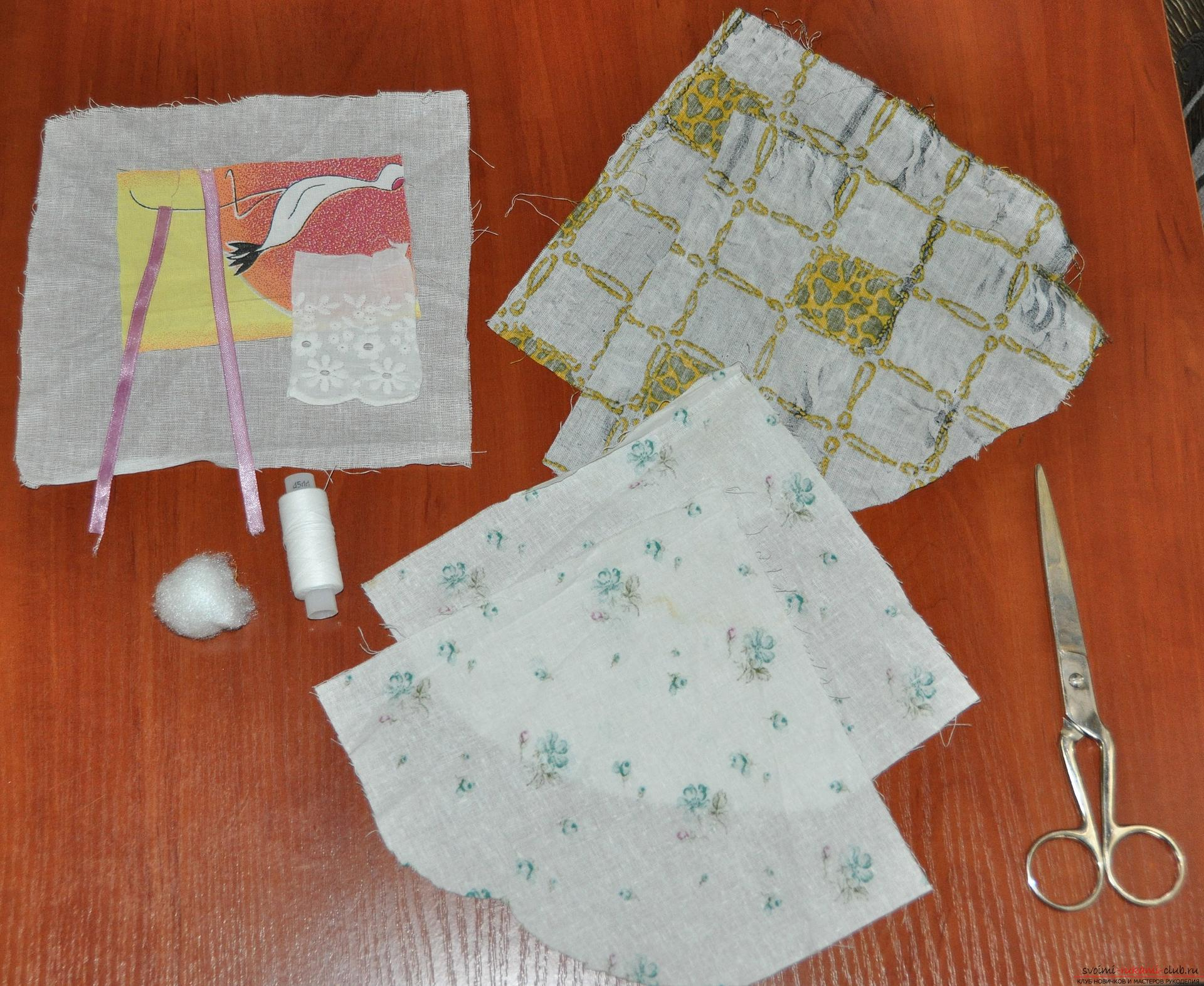 This master class will teach you how to make your own doll-bereginya - a pillar. Photo # 2