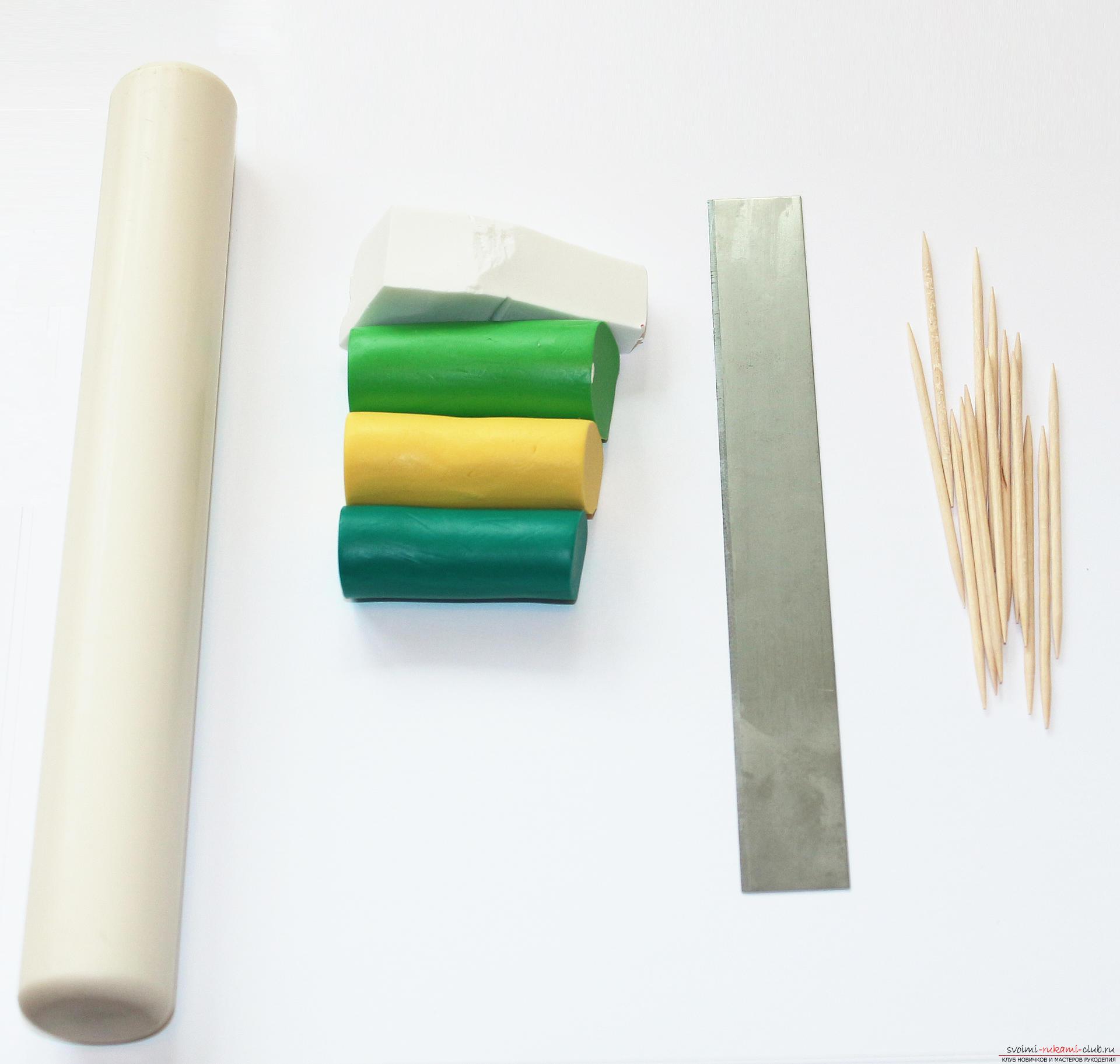 Цей докладний майстер-клас містить техніку роботи з полімерною глиною і навчить як створити намистини з полімерної глини .. Фото №2