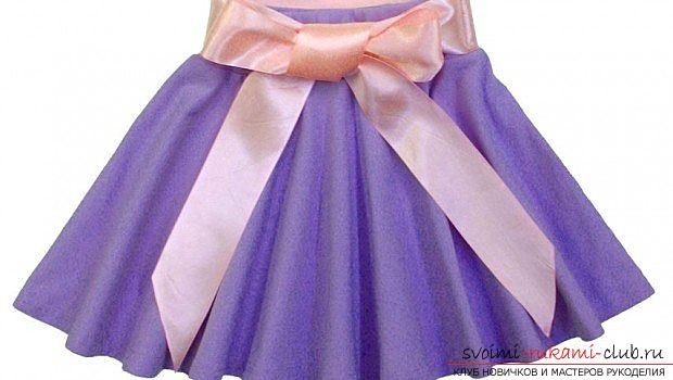 photo examples of skirts for girls. Photo # 2