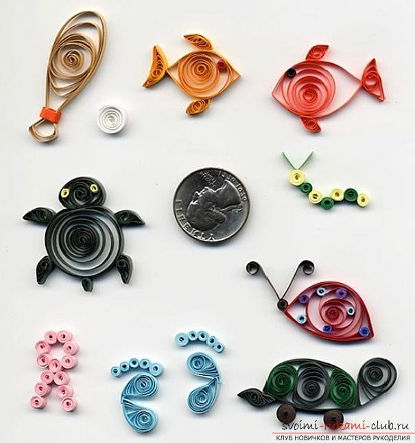 Quilling technique for beginners, basics of quilling, rules and advice for beginners, description of basic schemes, tools required for work, tips, recommendations and photos .. Photo # 1