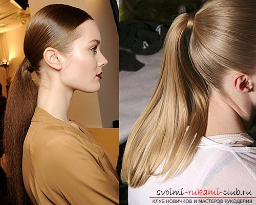 Various options for evening hairstyles for medium hair, tips for creating them and visual examples .. Photo # 3