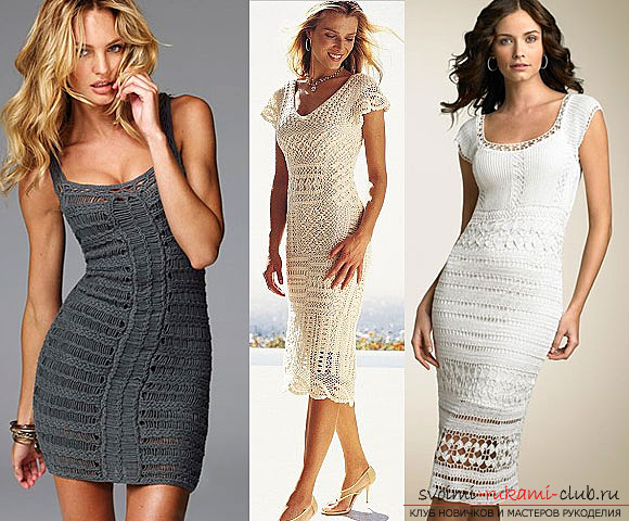 Crocheted clothes made by own hands. Pictures of delicate apparel .. Picture №2