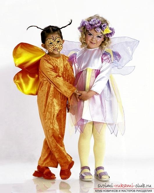 Hoe maak je een nieuwjaarskostuum met je eigen handen? We zullen volledige informatie verstrekken. Foto №11