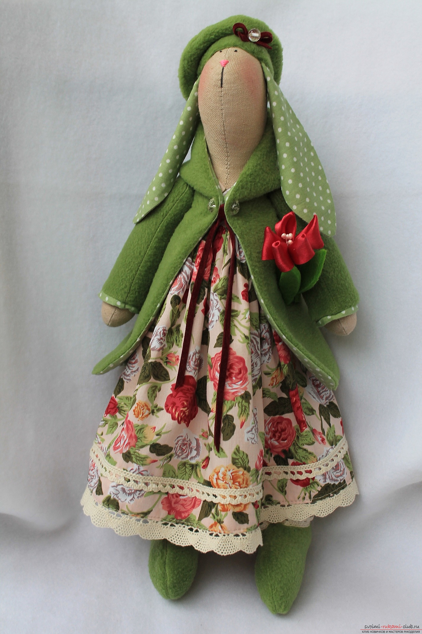a doll of a tilde. Picture №3