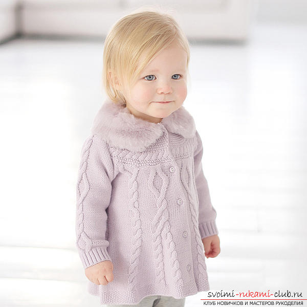 Universal set of clothes for a newborn girl. Photo №5