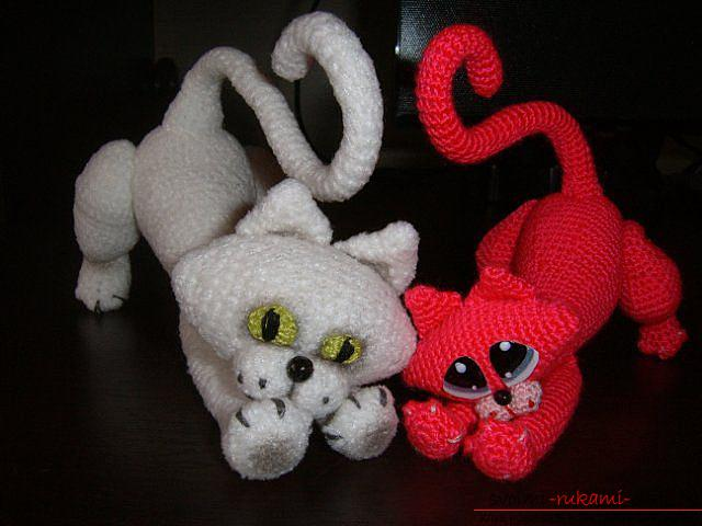 How to tie a crochet in the amigurumi technique with his own hands with a photo and description ?. Photo №8