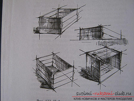 Drawing geometric bodies for beginners. Photo №4
