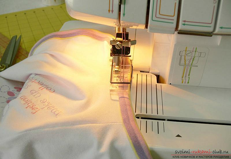 Pattern and sewing body for a newborn baby. Photo number 16