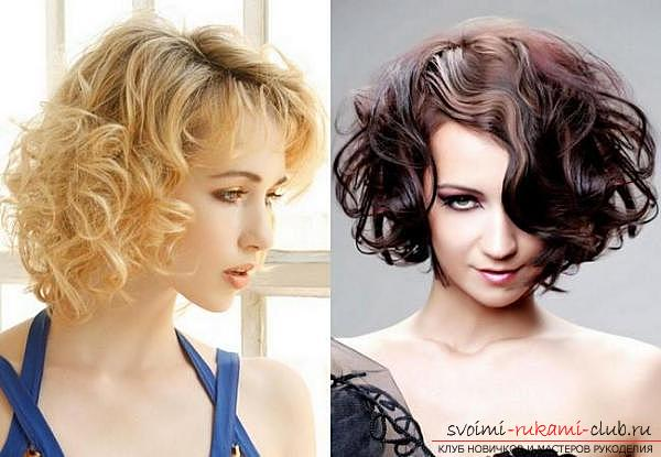Beautiful hairstyles for thin hair with their own hands - a master class. Photo №6