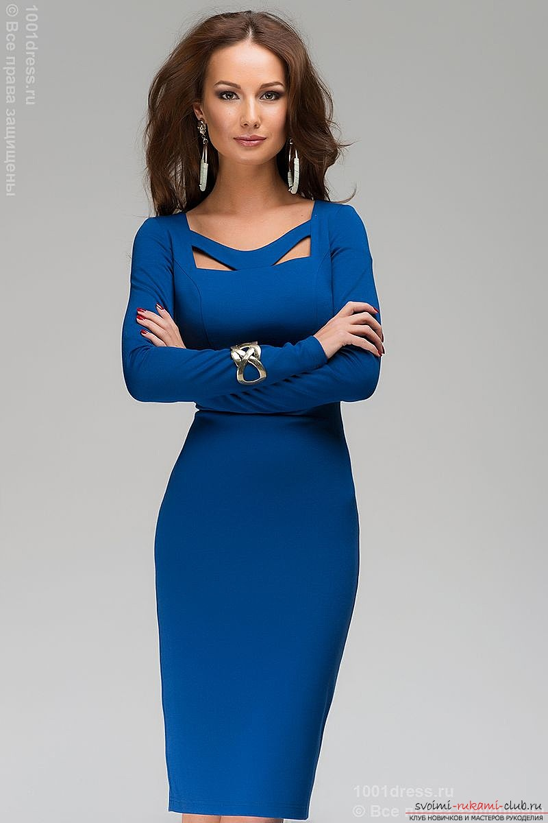 Dress-case as a special choice: The history of the model, beautiful, sew yourself. Photo №1