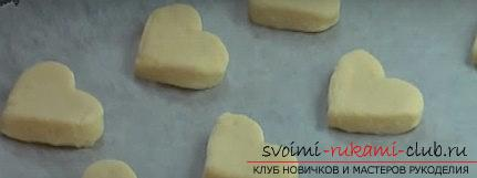 Prepare cookies for health from a cottage cheese dough yourself - a master class of baking. Photo №4