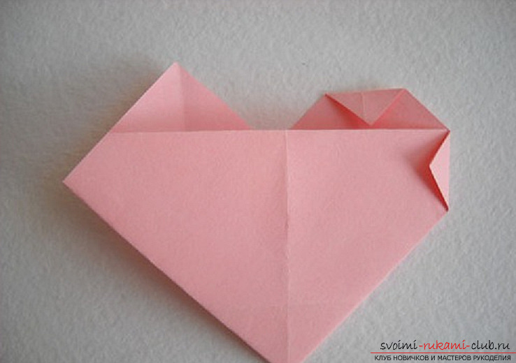 Heart of origami. Photo №7
