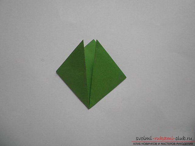 Kusudama for beginners. Picture №3