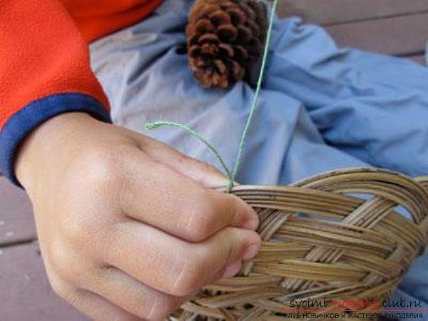 Master classes on the manufacture of autumn crafts made of natural materials with their own hands for children and adults. Photo №4