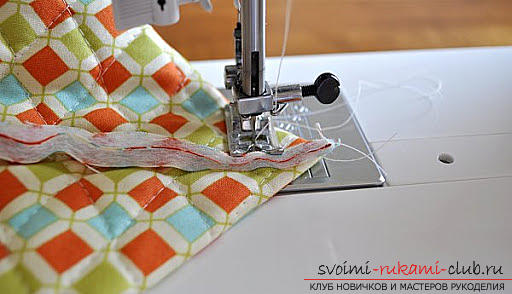 How to sew a laptop bag with your own hands. Photo №4