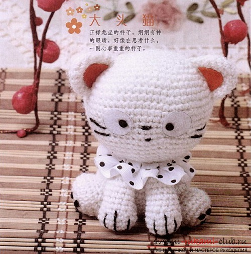 Simple amigur toys for children crocheted. Photo №5