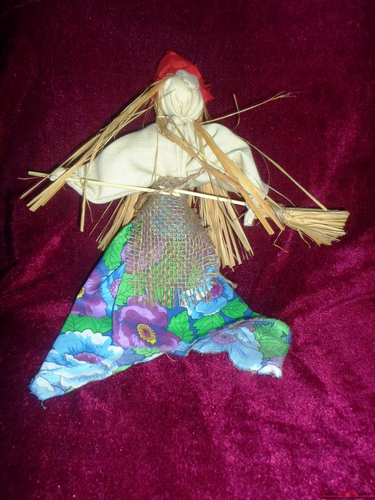 Slavic dolls, amulets for children's games and interior decorations in the Old Russian style. Photo №4