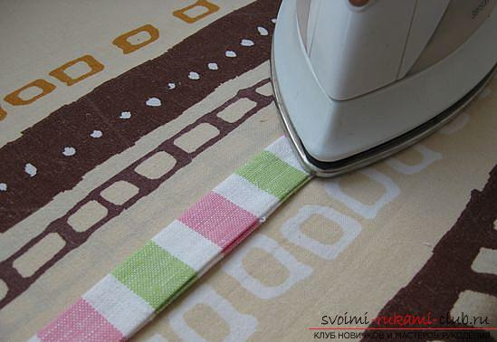 Master class on sewing an apron. Photo Number 21