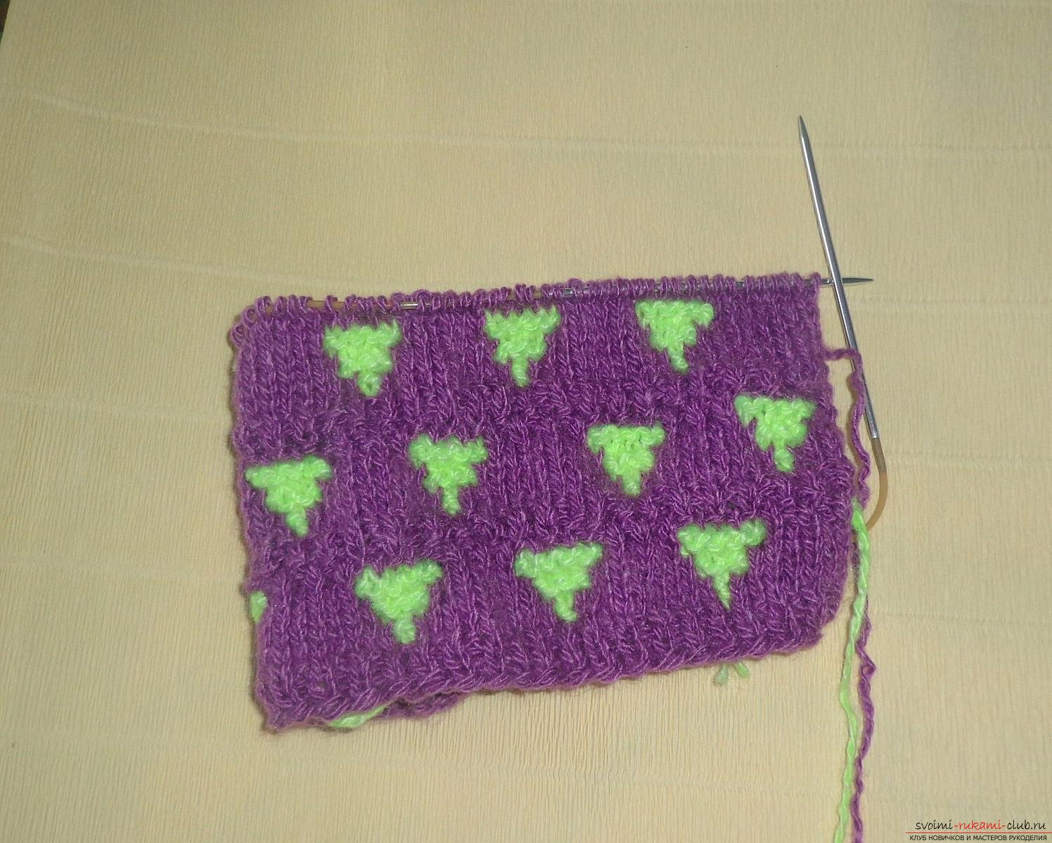 This master class of crochet crochet contains a rose scheme and a description of knitting .. Photo # 12