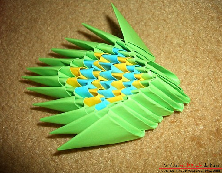 butterfly origami. Photo №7