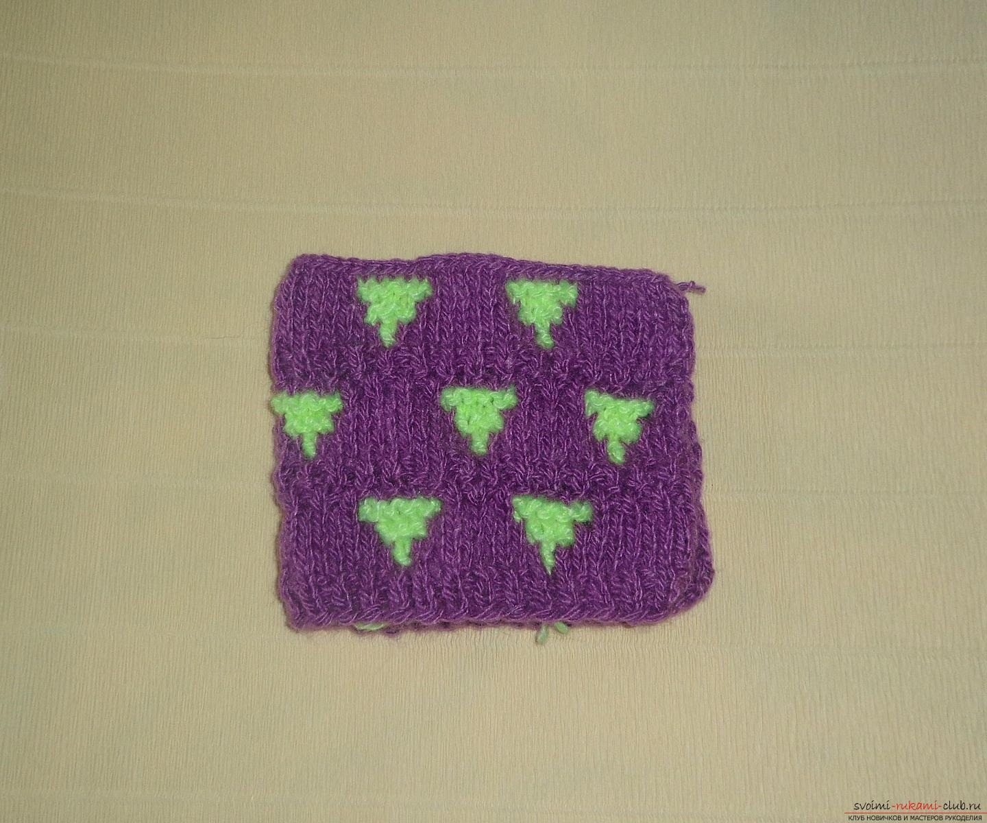 This master class of crochet crochet contains a rose scheme and a description of knitting .. Photo # 13